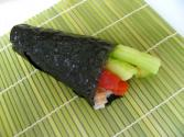 Spicy Omelette Roll