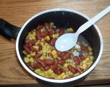 Roasted Succotash