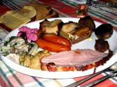 Yugoslavian Barbecue Buffet