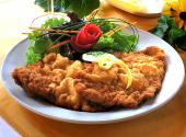 Venison Schnitzel 