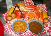 Crayfish Etouffee