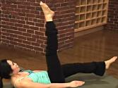 Flat Abs Pilates Routine