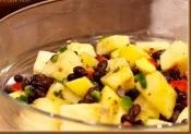 Pineapple And Black Bean Salad