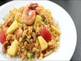 Pineapple Fried Rice- Ii