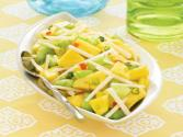 Wegmans Pineapple, Jicama &amp; Cucumber Salad 