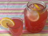 Pretty In Pink Lemonade