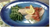 Poached Tilapia