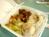 Polynesian Pork 'n Pineapple
