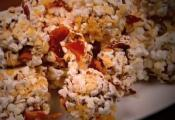 Cheddar And Bacon Popcorn Balls 