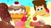 Popular Nursery Rhymes From Hooplakidz - Ice Cream Song