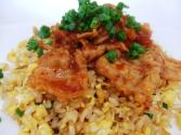 Pork And Kimchi Fried Rice