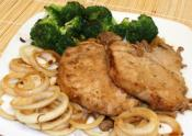 Pork Chop With Stir Fried Broccoli Part 2 – Finishing