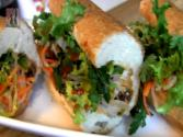 Pork : Fried Pork Belly Banh Mi (fried Pork Belly Sandwich) : Sandwich : Chopchop