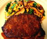 Chili Rubbed Pork Chop