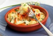 Potato Carrot Casserole