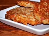 Potato Onion Pancakes