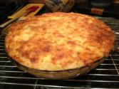 Potato Pie - The Perfect Side For Turkey, Lamb Or Chicken