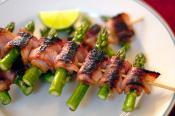 Asparagus Wrapped In Prosciutto