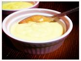 Gluten Free Eggless Vanilla Pudding