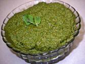 Pudina Chutney (mint Leaves Chutney)