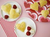 Weelicious&#039;s Puff Pastry Heart: Valentine&#039;s Day Dessert For Kids