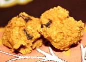 Pumpkin Chocolate Chip Puffs