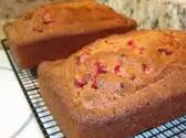 Cranberry Nugget Bread