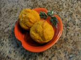 Pumpkin, Yogurt And Honey Muffins