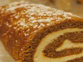 Creamy Pumpkin Roll