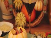 Pumpkin Soup, Spiderade & Lemon Espresso Martinis