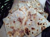 Puran Poli (holi Snacks) - Indian Flatbread Stuffed With Lentils And Coconut