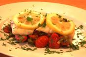 Classic Mediterranean Cod Pouches