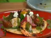 Sara Foster&#039;s Quick Shrimp Tostada