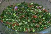 Quick &amp; Delicious Vegan Tabbouleh