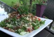 Mediterranean Tabouli And Quinoa Salad