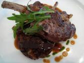 Rack Of Lamb With Mint And Basil Petso