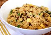 Raisin And Zucchini Couscous