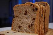 Raisin Brown Bread