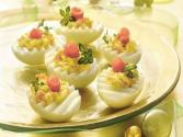 Ranch Stuffed Eggs