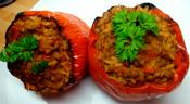 Ratatouille Rice Cups