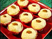 Rava Coconut Ladoo 