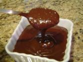 Raw Chocolate Fudge Sauce In A Jiffy