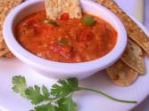 Raw Red Pepper Dip