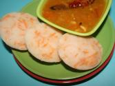 Healthy Carrot Idli