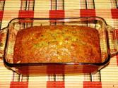 Zucchini Bread Using Molasses