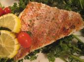 Red Snapper Almondine