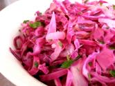 Hot And Sweet Coleslaw