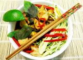 Thai Recipes: Thai Red Curry A Favorite Chicken Curry 