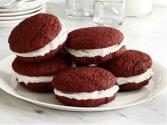 Red Velvet Cake Cookies