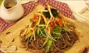 Japanese Soba Noodle Salad - Part 1: Ingredients